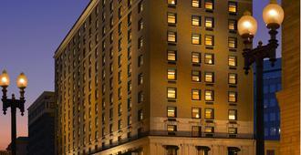 Boston Omni Parker House Hotel - בוסטון - בניין