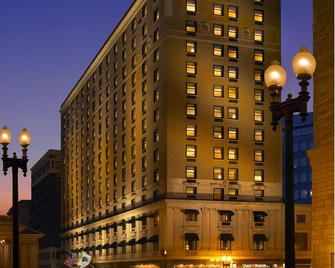 Boston Omni Parker House Hotel - Boston - Edificio