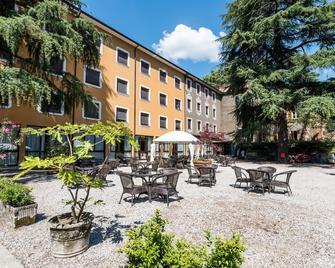 Hotel San Pancrazio - Trescore Balneario - Binnenhof