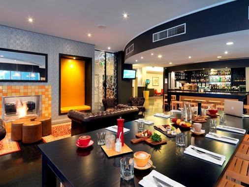 Mantra on Little Bourke Melbourne - Melbourne - Dining room