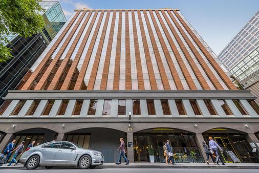 Mantra on Little Bourke Melbourne - Melbourne - Building