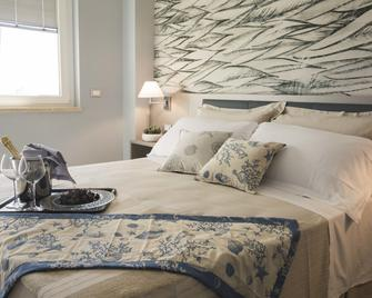 Hotel Miramare - Latina - Спальня
