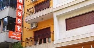 Embassy - ביירות - בניין