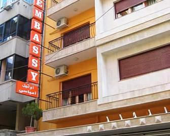 Embassy - Beirut - Building