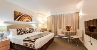 Central Cosmo Apartments - בריסביין - חדר שינה