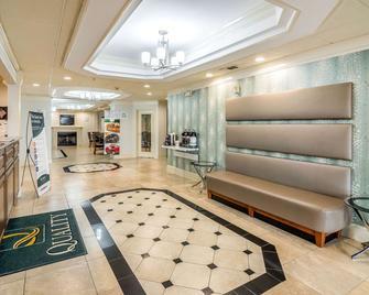 Quality Inn Alexander City - Alexander City - Lobby