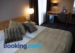 Hotel Laudinella - St. Moritz - Bedroom