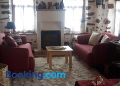 Vernon Villa Stone 1887 - Kastoriá - Living room