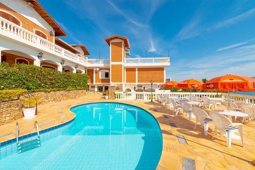 Hotel Guanumbis - Ilhabela - Piscina