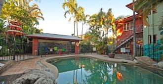 Travellers Oasis - Hostel - Cairns - Πισίνα