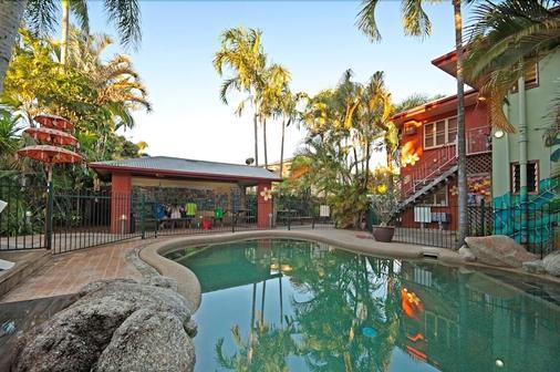 Travellers Oasis - Hostel - Cairns - Pool
