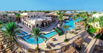 賈茲馬卡蒂娜酒店 - Makadi 灣 - 洪加達 - 游泳池