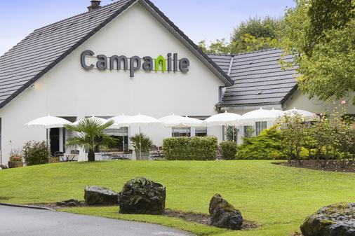 Campanile Aix Les Bains - Aix-les-Bains - Toà nhà