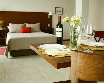 Donsuites Apart Hotel - Corrientes - Ložnice