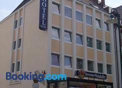Hotel Regina - Darmstadt - Building