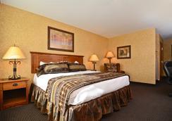 Best Western Plus Kelly Inn & Suites - Fargo - Makuuhuone