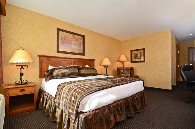 Best Western Plus Kelly Inn & Suites - Fargo - Bedroom