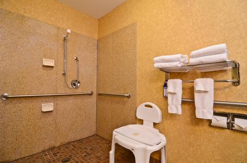 西方最佳凱利套房酒店 - 法哥 - 法戈 - 浴室
