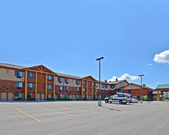 Best Western Plus Kelly Inn & Suites - Fargo - Edifício