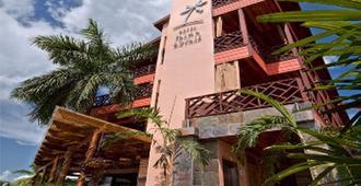 Hotel Palma Royale - Bocas del Toro - Edificio