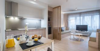 Hotel & Aparthotel Cosmos - Les Escaldes - Dining room