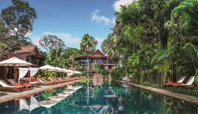 Belmond La Résidence d'Angkor - Siem Reap - Bể bơi