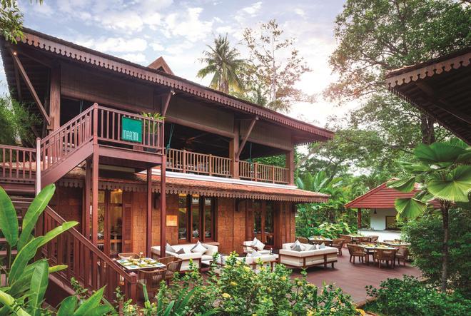 Belmond La Résidence d'Angkor - Siem Reap - Hàng hiên