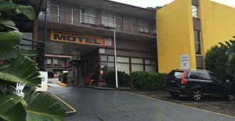 Flinders Motel - Wollongong - Building