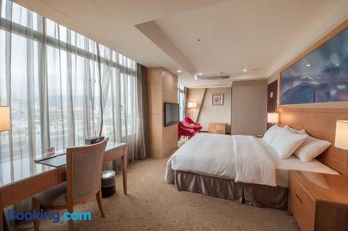 Arsma Hotel - Hualien City - Κρεβατοκάμαρα