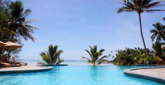 Nautilus Resort - Rarotonga - Pool