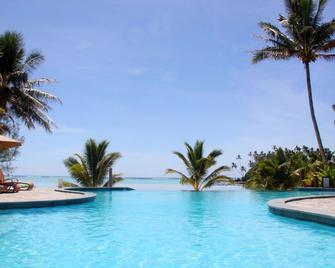 Nautilus Resort - Rarotonga - Piscina