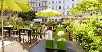 Novotel Wien City - וינה - פטיו
