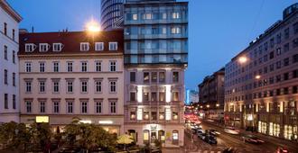Novotel Wien City - Viena - Edificio