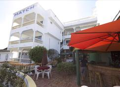 Match Resort Hotel - Port Antonio - Rakennus