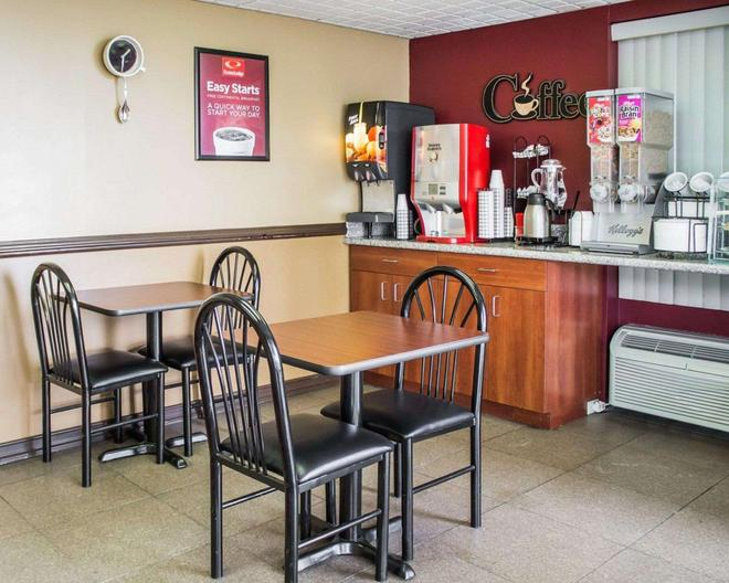 Econo Lodge - Columbus - Restaurant