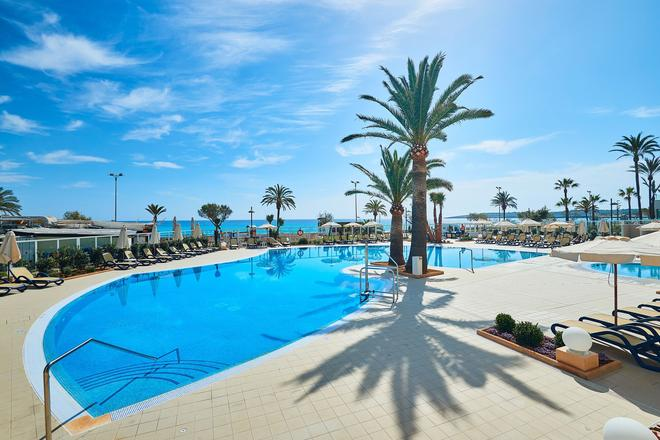 Hipotels Mercedes Aparthotel - Cala Millor - Pool