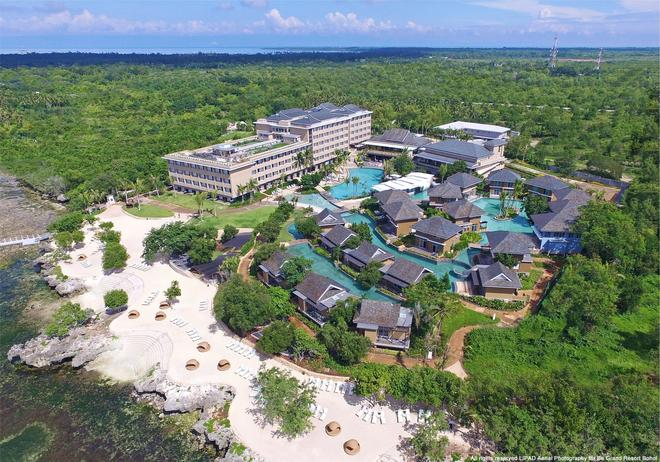 Be Grand Resort Bohol - Panglao - Buiten zicht