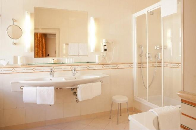 Hotel Kaiserin Elisabeth - Вена - Ванная
