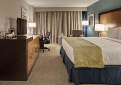DoubleTree by Hilton Hotel Jacksonville Airport - Jacksonville - Bedroom