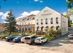 Hotel Erblehngericht - Papstdorf - Bygning