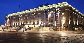 كلاريون هوتل بوست، غوثينبورغ - غوتنبرغ (السويد) - مبنى