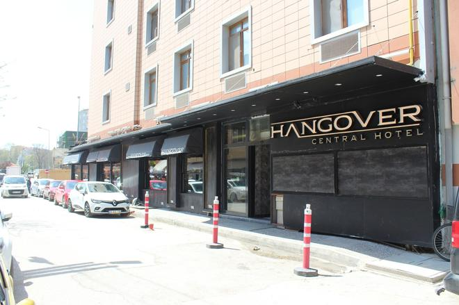 Hangover Central Hotel - Εσκισεχίρ - Κτίριο