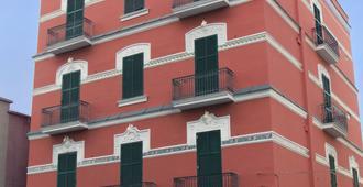 Hotel Villa Maria - Neapel - Byggnad