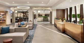 Embassy Suites by Hilton Cincinnati RiverCenter - Covington - Lobby