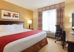 Country Inn & Suites by Radisson, Sumter, SC - Sumter - Makuuhuone