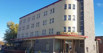 Hotel du Parc - Saguenay