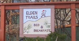 Elden Trails Bed And Breakfast - Flagstaff - Outdoor view