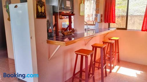 Nepenthe B&B - El Castillo - Bar