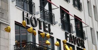 Hotel Favor - Düsseldorf - Edificio