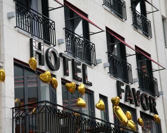 Hotel Favor - Düsseldorf - Gebäude